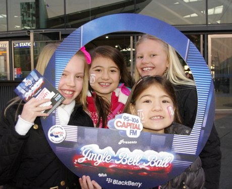 Jingle Bell Ball at London's O2 - 6