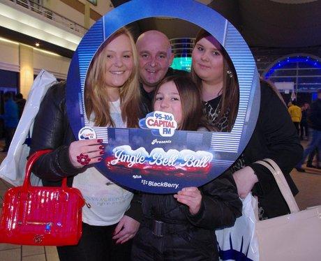Jingle Bell Ball at London's O2. - 7