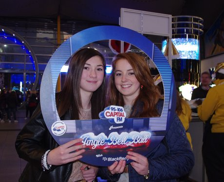 Jingle Bell Ball at London's O2. - 8