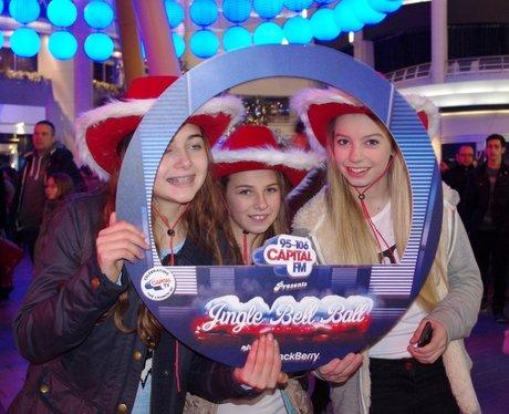 Jingle Bell Ball at London's O2. - 8