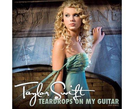 Taylor Swift - 'Teardrops On My Guitar'