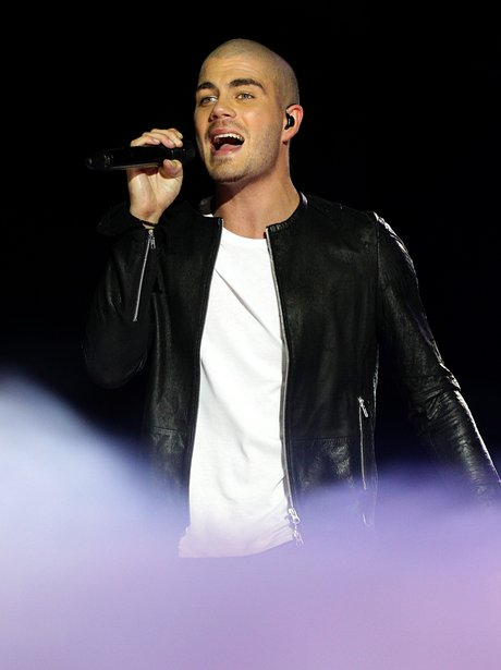 The Wanted at the Jingle Bell Ball 2012