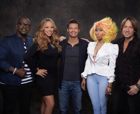 American Idol Panel 2012