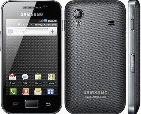Samsung Galaxy Ace Smartphone