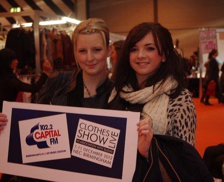 Clothes Show Live 2012 Monday