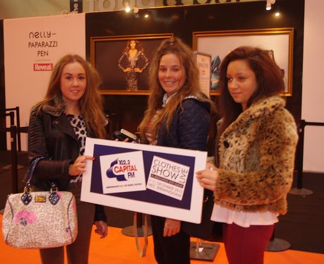Clothes Show Live 2012 Monday