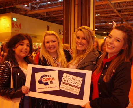 Clothes Show Live 2012 Tuesday