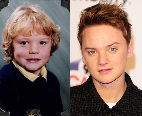 Conor Maynard Baby Picture