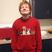 Image 8: Ed Sheeran wearing a cat jumper