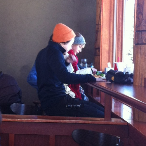 Harry Styles and taylor Swift in Utah