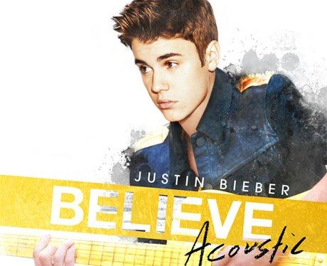 Justin Bieber acoustic