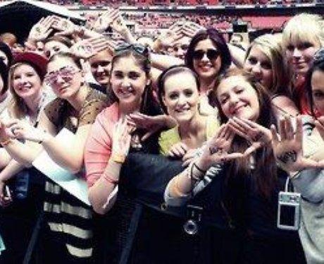 Best fans of 2012