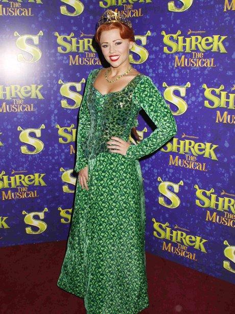 Kimberley Walsh Shrek Musical
