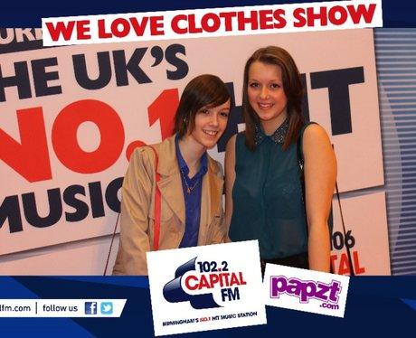 Paptz at Clothes Show Live 1