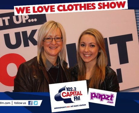 Paptz at Clothes Show Live 1