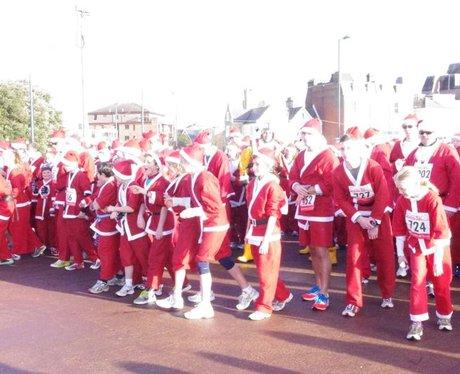 Santa Fun Run - Portsmouth