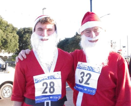 Santa Fun Run - Portsmouth