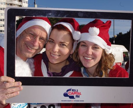 Santa Fun Run - Portsmouth More