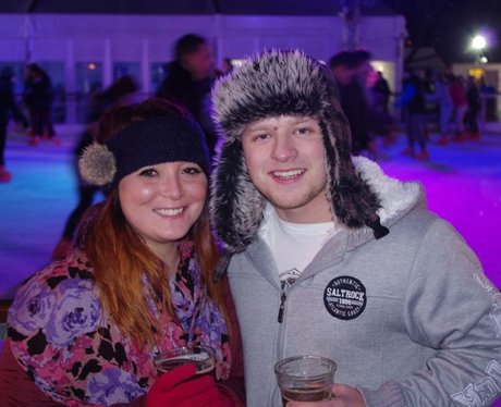 Capital's Ice Party