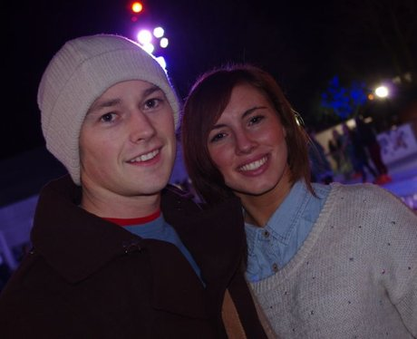 Capital Ice Party at Winter Wonderland