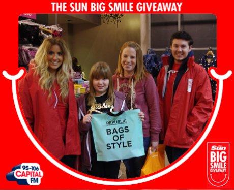 Big Smile Giveaway, Derby