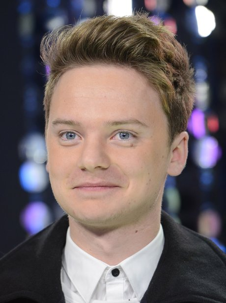 Conor Maynard on New Years Eve