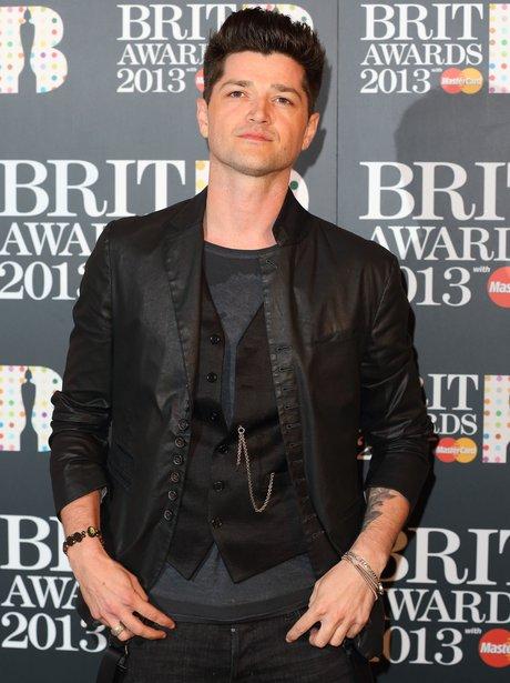 Danny O'Donoghue BRIT Nominations 2013