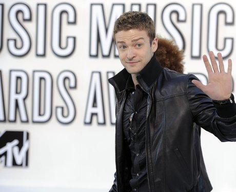 Justin Timberlake MTV Music Video Awards 2010