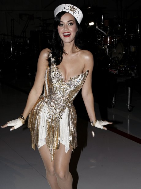 14. She Can Even Make A Sailor's Hat Look Hot! We Salute