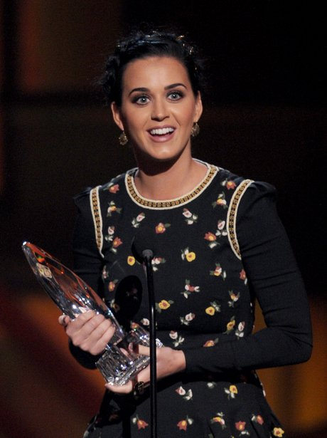 Katy Perry acceptance speech at the People's Choice Awards 2013