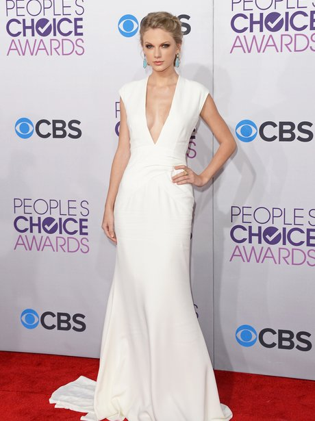 Taylor Swift at People's Choice Awards 2013