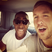 Image 9: Calvin Harris and Tinie Tempah pulling a face