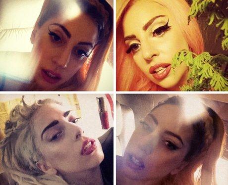 Lady Gaga Instagram Photos