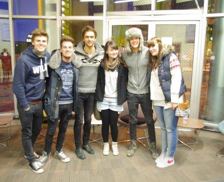 Lawson at Capital FM East Midlands