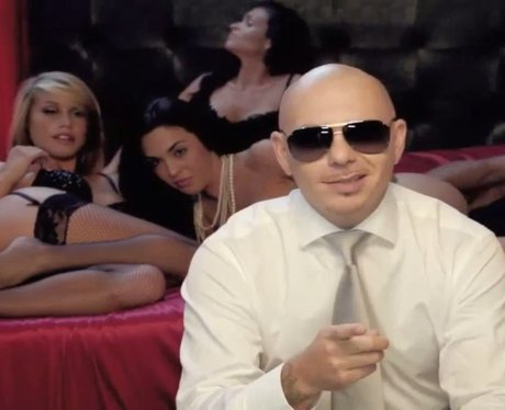 Pitbull's 'Don't Stop The Party' music video