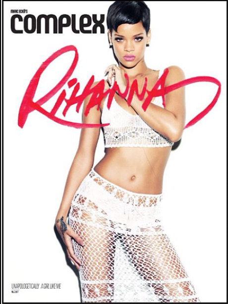 Rihanna A Girl Like Me Complex Magazine 2013 cover