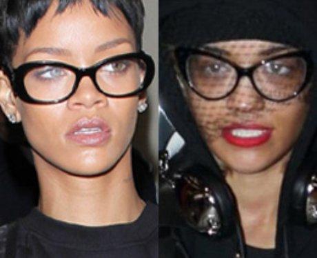 Rita Ora and Rihanna BILLBOARD