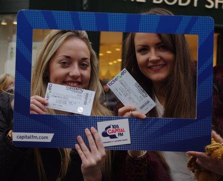 Rita Ora Ticket Giveaway - Leeds 19.1.13