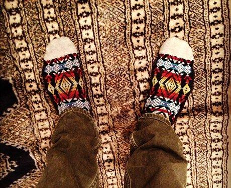 Calvin Harris socks