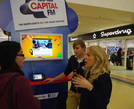 Capital with Nintendo at the Bridges