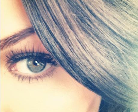 Jessie J's eye