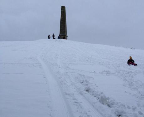 North East Snowed Under