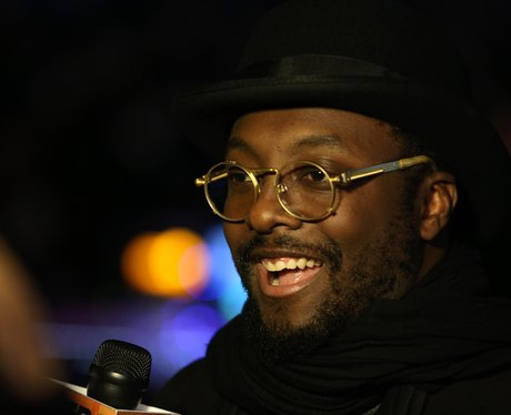 Will.i.am At Obama's Inaguration