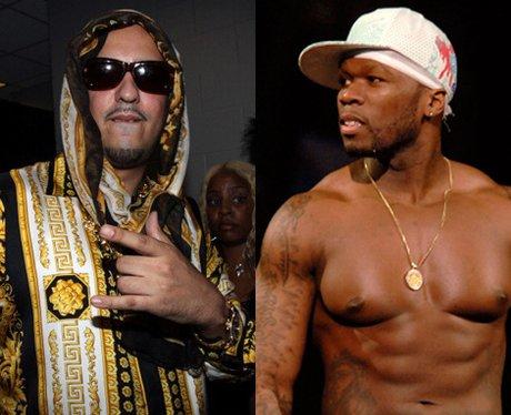 French Montana vs. 50 Cent