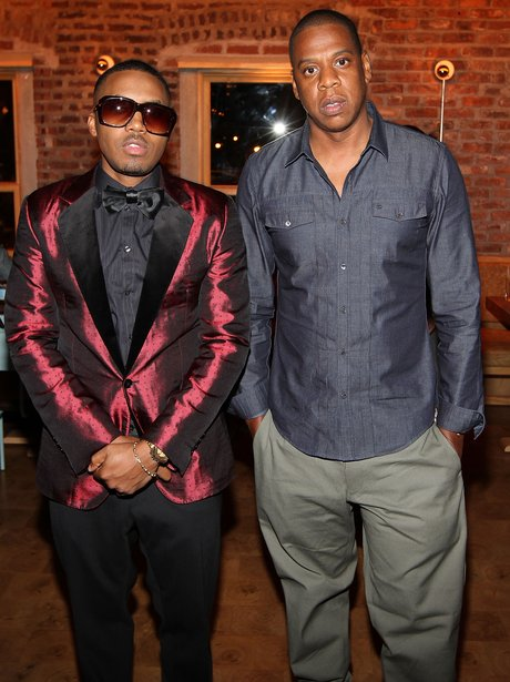 Nas and Jay-Z