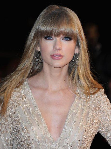 Taylor Swift at the NRJ Awards