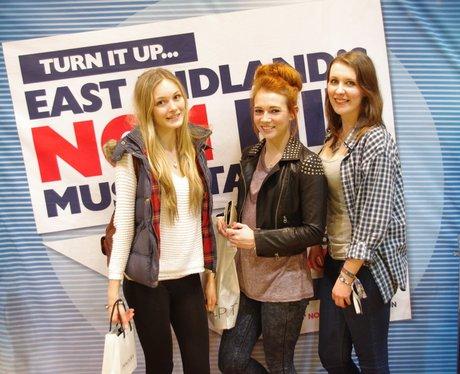 Student Lock In, Nottingham
