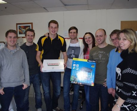 Win Your workplace Krispy Kremes