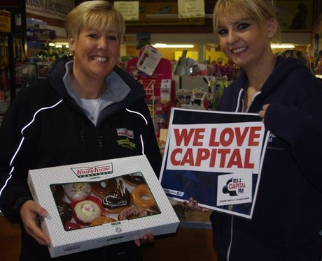 Win Your Workplace Some Krispy Kremes