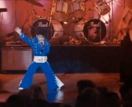 Bruno Mars in 'Honeymoon In Vegas'